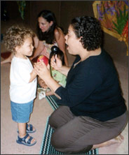 photo from heartsong kids music class